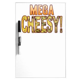 Mega Blue Cheesy Dry Erase Board