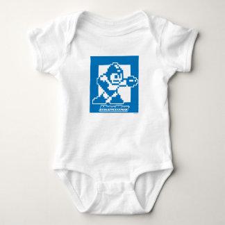 Mega Blues Baby Bodysuit