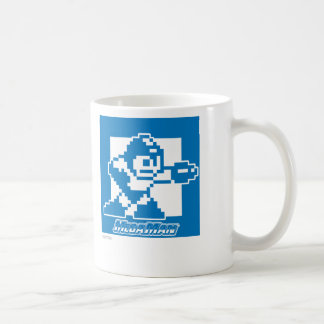 Mega Blues Coffee Mug