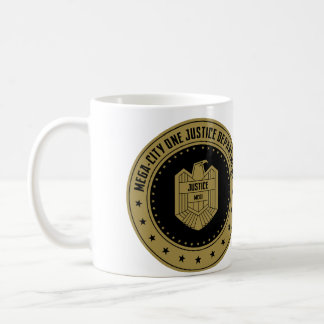Mega-City One Justice Department Mug