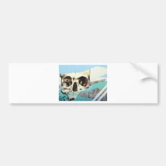 Mega Death Bumper Sticker