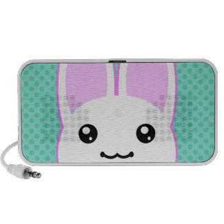 Mega Kawaii Cute Usagi Bunny Speaker doodle