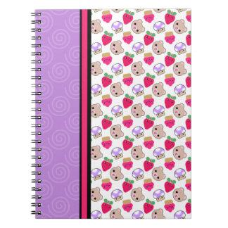 Mega Kawaii Yummy Notebook