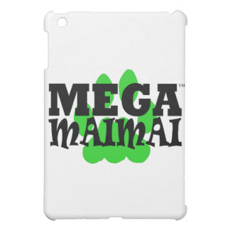 Mega Maimai Paw Print Green Case For The iPad Mini