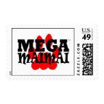 Mega Maimai Red Logo Stamp