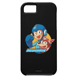 Mega Man & Rush 2 iPhone SE/5/5s Case