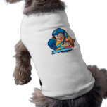 Mega Man & Rush Doggie Tshirt