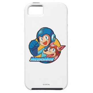 Mega Man & Rush iPhone SE/5/5s Case