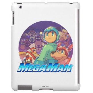 Mega Man & Rush Key Art