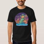 Mega Man & Rush Key Art Shirt