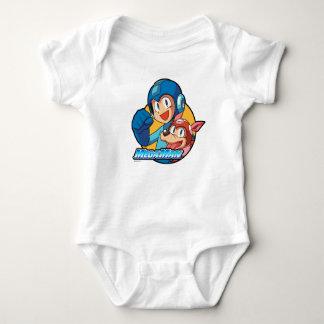 Mega Man & Rush Tee Shirt