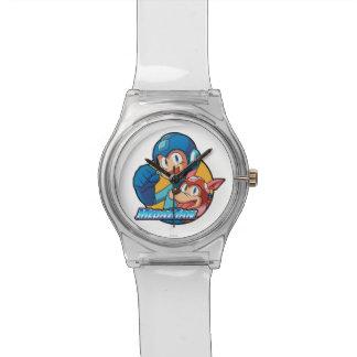 Mega Man & Rush Watch
