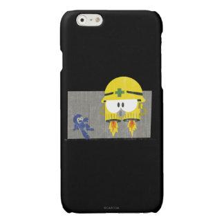 Mega Man Vs Neo-Metol 2 Glossy iPhone 6 Case