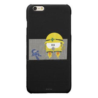 Mega Man Vs Neo-Metol 2 Glossy iPhone 6 Plus Case