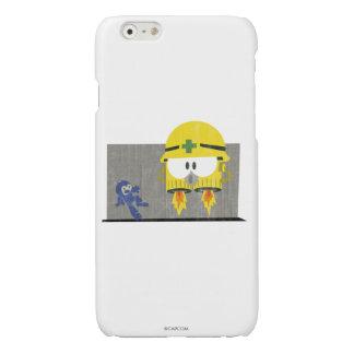 Mega Man Vs Neo-Metol Glossy iPhone 6 Case