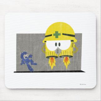 Mega Man Vs Neo-Metol Mouse Pad