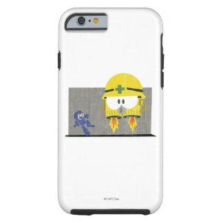 Mega Man Vs Neo-Metol Tough iPhone 6 Case