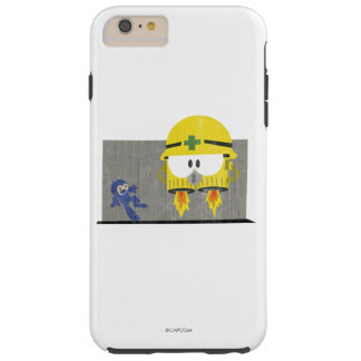Mega Man Vs Neo-Metol Tough iPhone 6 Plus Case
