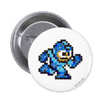 Mega Mossaic Pinback Button