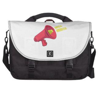 Mega Mouth Laptop Bags