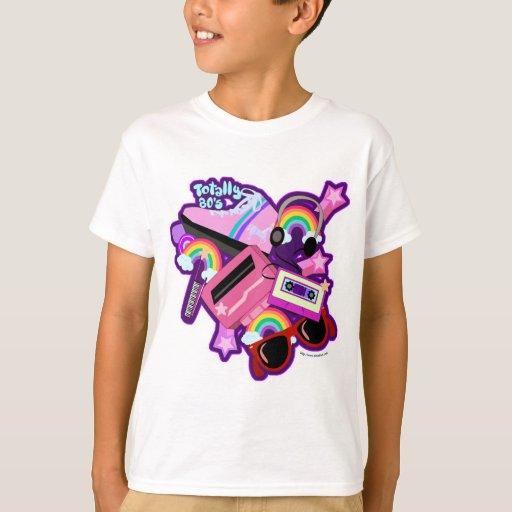 Mega Neon 80s Design T Shirt Zazzle