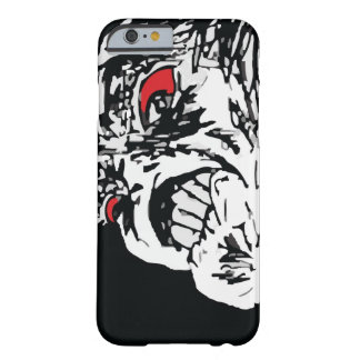 Mega Rage Barely There iPhone 6 Case