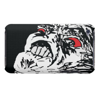 Mega Rage Case-Mate iPod Touch Case