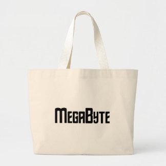 Megabyte Geek Canvas Bag