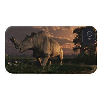 Megacerops Case-Mate iPhone 4 Case