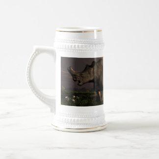 Megacerops Coffee Mug