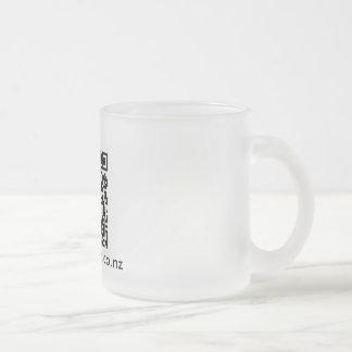 Megacoin (MEC) Wallet QR Code Mug