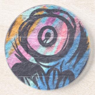 Megafitti Sandstone Coaster