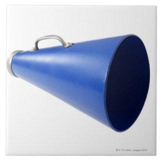 Megáfono Azulejo Cuadrado Grande