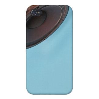 Megáfono iPhone 4 Funda