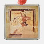 Megakles la feria, 500 A.C. Adorno De Reyes