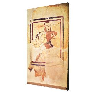 Megakles the Fair, 500 BC Canvas Prints