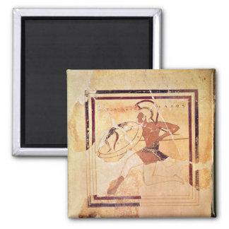 Megakles the Fair, 500 BC Magnet