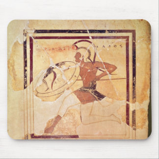 Megakles the Fair, 500 BC Mouse Pad