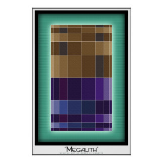 Megalith Poster