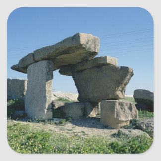 Megalith, prehistoric stickers