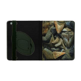 Megalodon Fossil Shark Teeth iPad Covers