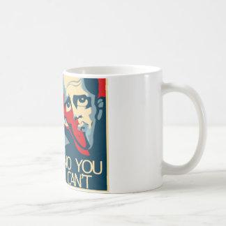 Megamind ningún usted no puede asaltar taza de café