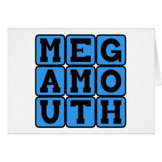 Megamouth, Deepwater Shark Card