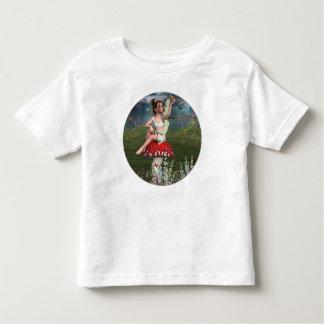 Megan a Young Fairy Toddler T-shirt