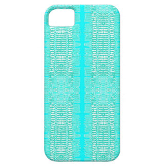 Megan Adams Backbone Turquoise iPhone SE/5/5s Case