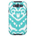 Megan Adams Zig Zag Ikat for Samsung Galaxy Galaxy SIII Covers