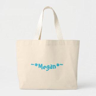 ~*Megan*~ Bolsa Tela Grande