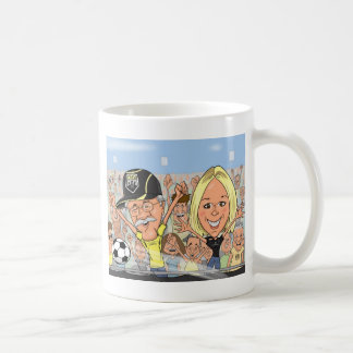 Megan-Caricature Coffee Mug