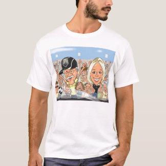 Megan Caricature T-Shirt