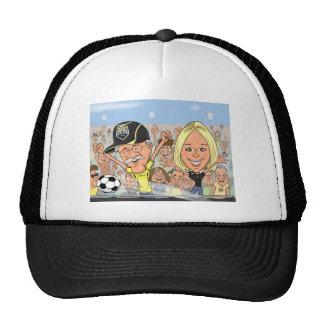 Megan-Caricature Trucker Hat